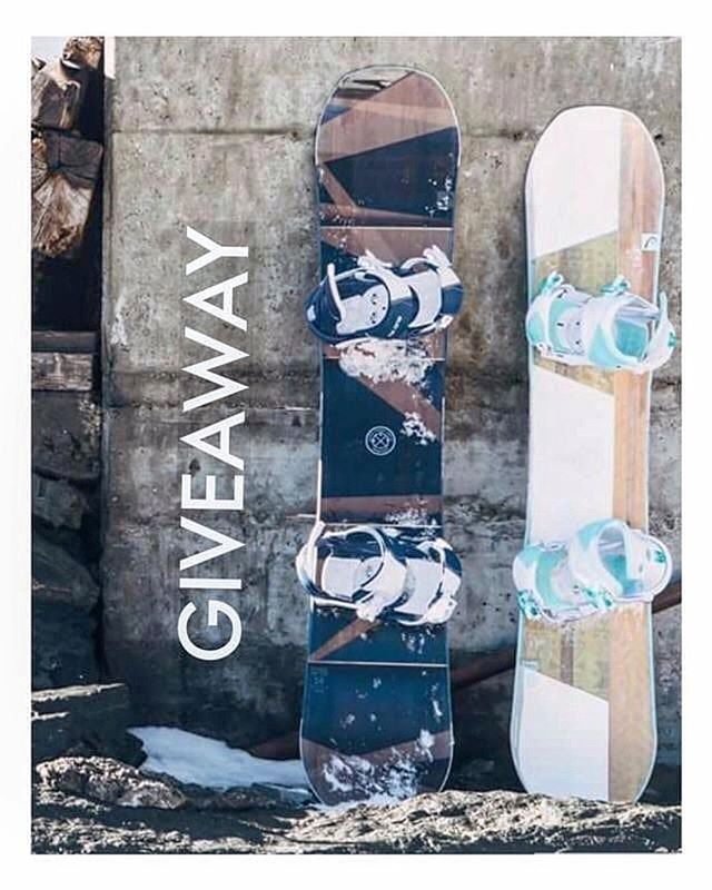 From @turnstylelife  GIVEAWAY Head over to @902martock to enter to win a @head_snowboards of your choice! . Contest closes Tuesday so dont delay! . Good luck everyone.