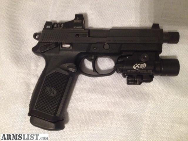 FNP-45 Tactical | For Sale: FN Herstal FNP-45 TACTICAL