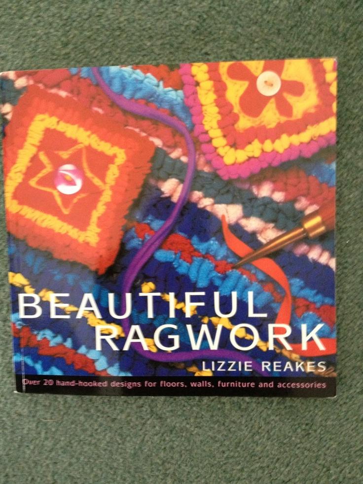 Ragwork book Lizzie Reakes