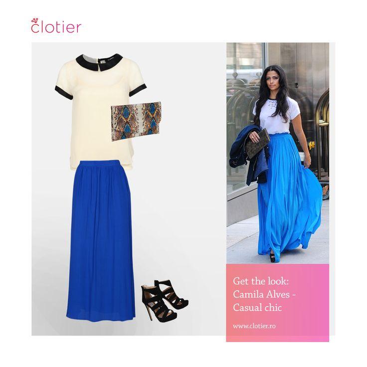 Get The Look: Camila Alves – Casual Chic ‹ Clotier  http://www.clotier.ro/blog/2014/08/20/get-the-look-camila-alves-casual-chic/?utm_source=Pinterest&utm_medium=Board&utm_campaign=Blog%20Clotier&utm_content=Get%20the%20look