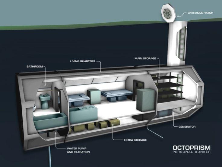 Best 25 Bunker ideas on Pinterest Underground bunker Zombie