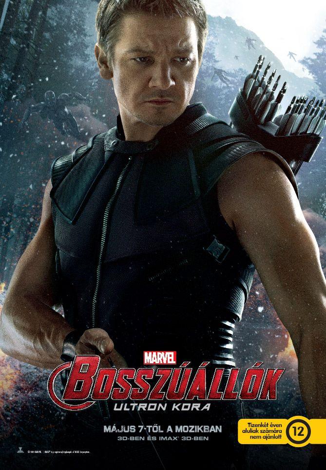 Clint Barton / Hawkeye / Sólyomszem
