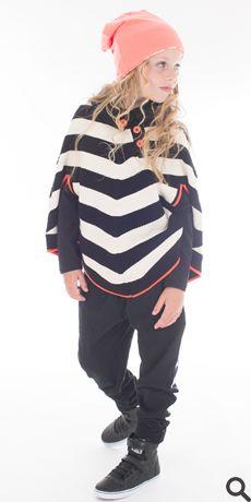 pige poncho Sailor03 for