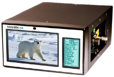 Mesureur de Champ satellite Emitor Satlook ICE