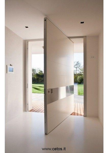 11 best porte blindate da esterno moderne images on pinterest modern doors and slab doors. Black Bedroom Furniture Sets. Home Design Ideas