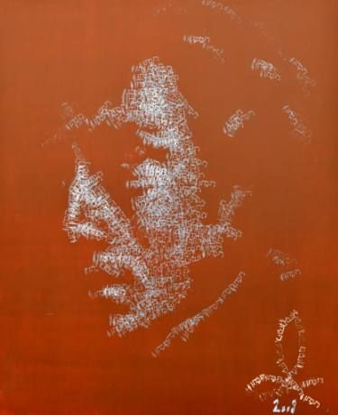 "Saatchi Art Artist Andrzej Lenard; Painting, ""Chopin II"" #art"