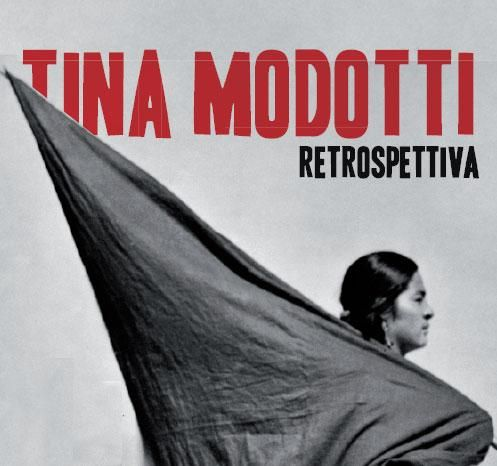 Fino all'8 marzo 2015 in mostra presso il Centro Internazionale di Fotografia Scavi Scaligeri di #Verona la retrospettiva dedicata a Tina Modotti
