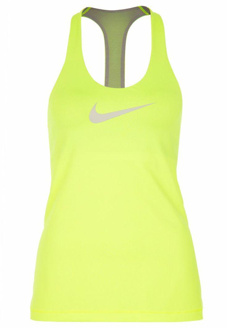 Nike Performance - BEAM - Toppi - keltainen