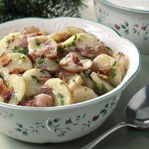 Authentic German Potato Salad Recipe