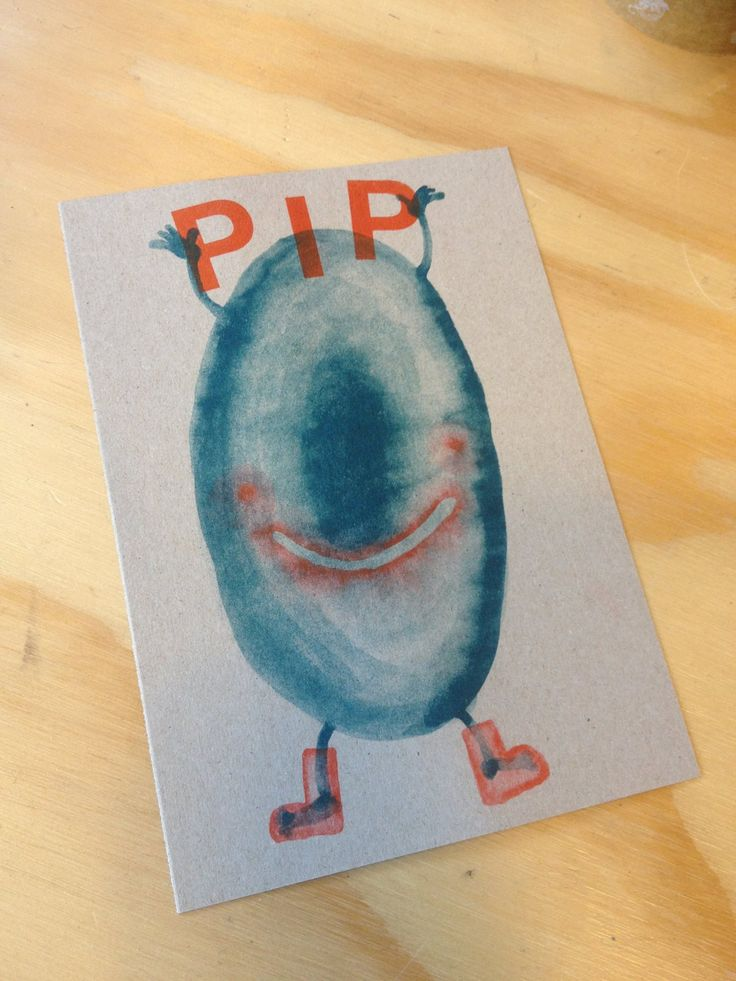 Bijzondere geboortekaart - Risoprint - Teal & Rood - Op Muskat Grey 290 grs. - Recycle papier - www.dekijm.nl