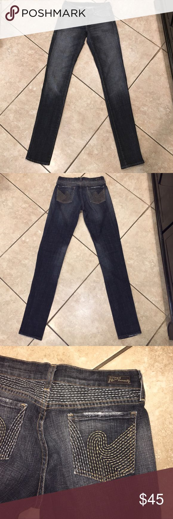 Reduced‼️Citizens of Humanity Jeans!!  😊 Excellent conditions Citizens of Humanity Jeans!! Citizens of Humanity Jeans Skinny