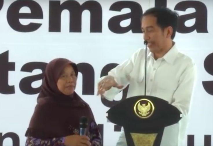 Bikin Ngakak! Dialog Jokowi dengan Ibu-ibu Korban Penggusuran | Unik | Arah.Com