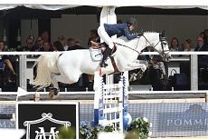 London 2014 Gallery - LONGINES GLOBAL CHAMPIONS TOUR - Athina Onassis de Miranda and Camille Z