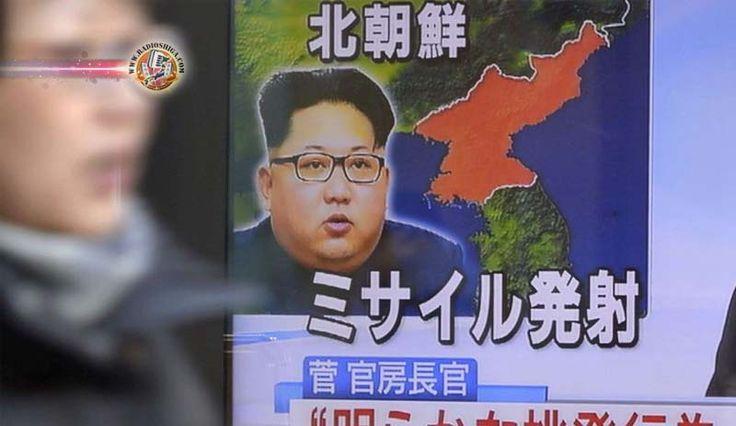 Washington reage ao lançamento de míssil da Coréia do Norte. O Comando do Pacífico dos EUA confirma o lançamento, pela Coréia do Norte, de um míssil balísti