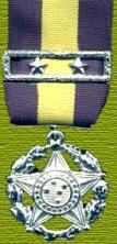 Medalla Militar brasileña por  los Servicios Prestados