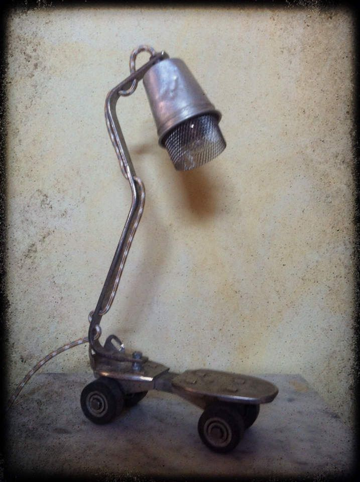 lampe patin