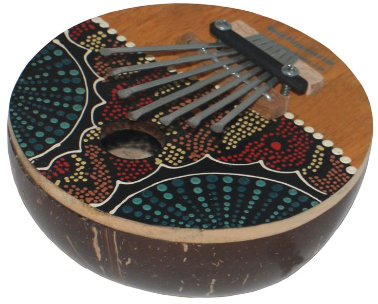 In African music, the mbira (also known as likembe, mbila, thumb piano, mbira huru, mbira njari, mbira nyunga nyunga, sansu, zanzu, karimbao, kalimba, or-between the late 1960s and early 1970s-sanza) is a musical instrument that consists of a wooden board to which staggered metal keys have been attached. It is often fitted into a resonator. In Eastern and Southern Africa, there are many kinds of mbira, usually accompanied by the hosho.