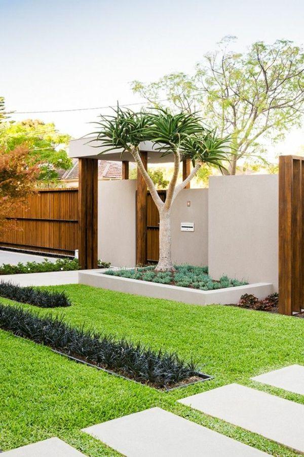 Front Modern Landscaping