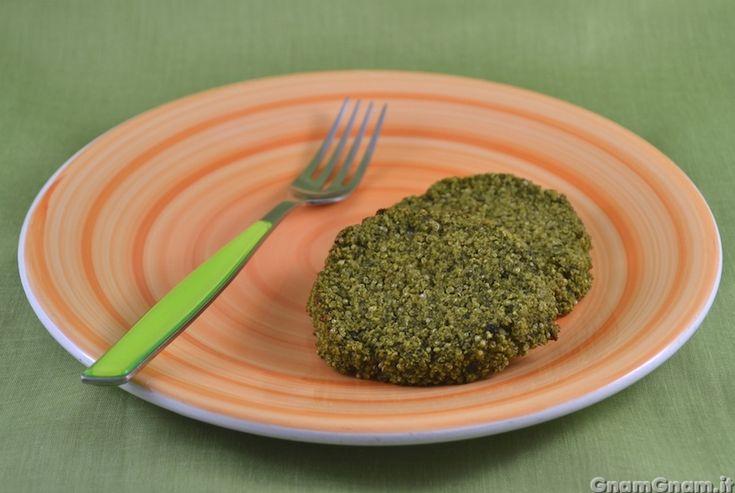 Scopri la ricetta di: Burger di broccoli e quinoa