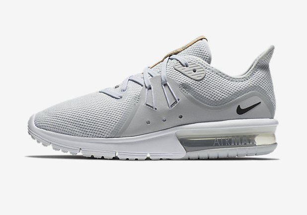nike running air max sequent femme