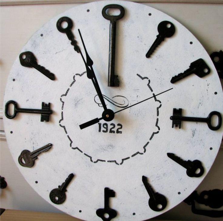 Часы лофт своими руками