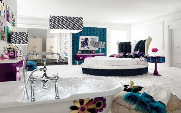 chambre avec baignoire (omg je veux la même) | chambre de type Trop canon 2.0