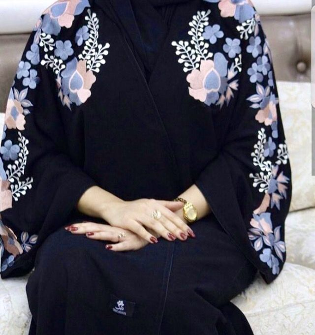 So chic Abaya