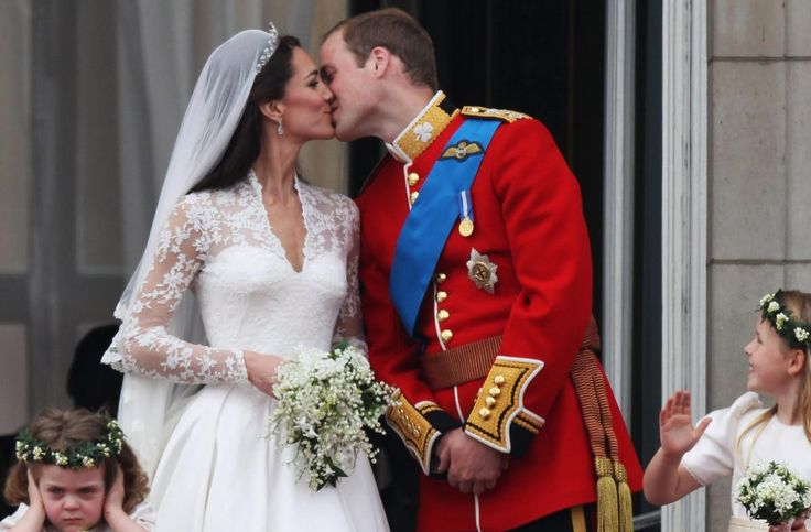Disney day . . . Kate and Prince William share a romantic moment