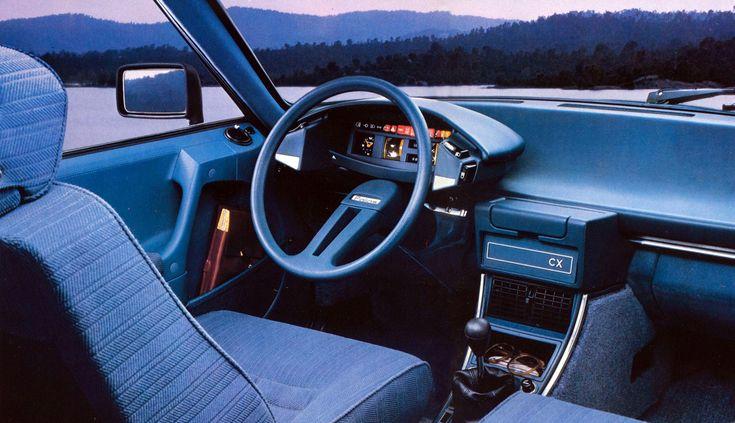 1982 Citroen CX