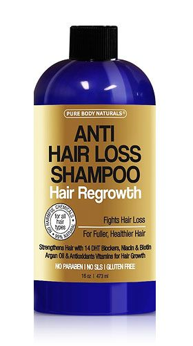 Is your thinning hair getting worse? Here are the ultmate 2017 reviews for 10 best hair loss shampoos that'll stop hair falling out & stimulate hair growth.