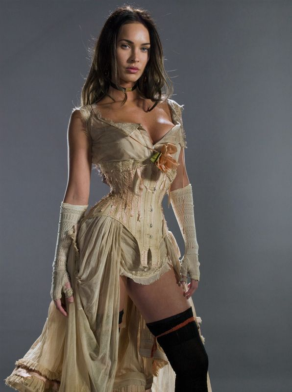 ​The character was portrayed by Megan Fox in the Jonah Hex (film) 2010.