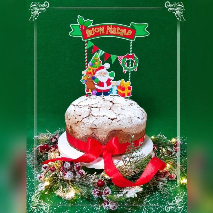 Merry Christmas Cake topper 🎄🎅🎄