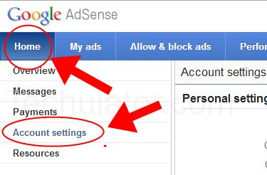 What is Hosted account and how to upgrade to Normal Adsense Account