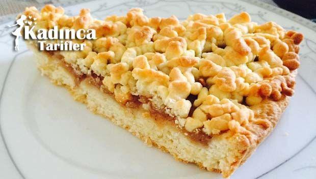 Elmalı Tart nasıl yapılır? Elmalı Tart'nin malzemeleri, resimli anlatımı ve yapılışı için tıklayın. Yazar: Can mutfak