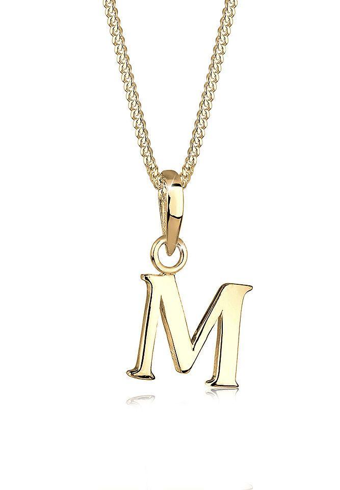 Goldhimmel Halskette »Buchstaben M 925 Sterling Silber« Jetzt bestellen unter: https://mode.ladendirekt.de/damen/schmuck/halsketten/silberketten/?uid=b62fe38c-7684-5ef8-8f2f-baae81b524b2&utm_source=pinterest&utm_medium=pin&utm_campaign=boards #schmuck #halsschmuck #halsketten #silberketten