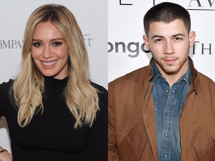 Nick Jonas posted a flirty message on Hilary Duff's Instagram photo and fans are freaking out - The INSIDER Summary:  Nick Jonas posted a comment on Hilary Duff's Instagram post.  People are taking it to be flirty.  Fans of the two former Disney Channel stars are freaking out.  Nick Jonas and Hilary Duffboth dated some fellow Disney stars back in day — she was linked to Frankie Muniz andShia LaBeouf and he dated Miley Cyrus and Selena Gomez — but the two never dated each other. Now fans…