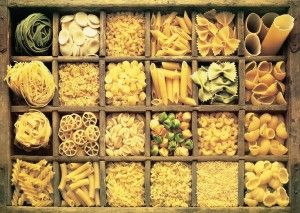 Original Italian Pasta: which one is your favourite?