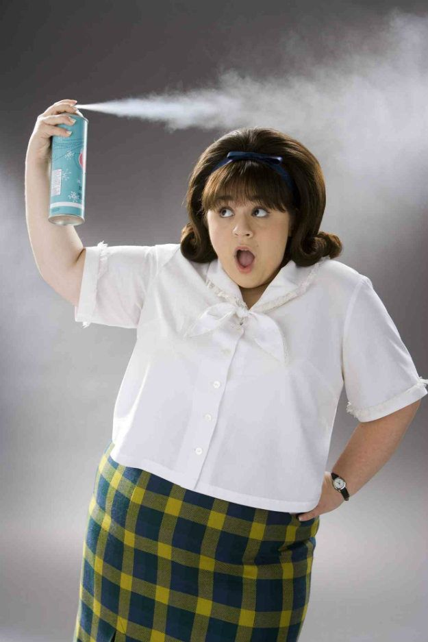 Tracy Turnblad from Hairspray | DIY Plus Size Halloween Costumes You Can Sew