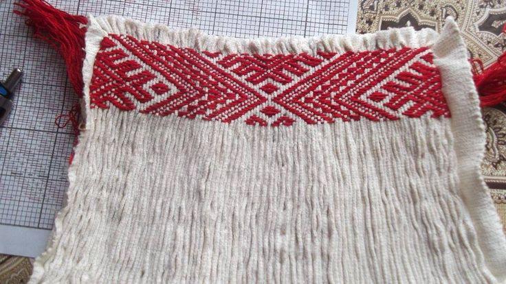Camasa cu ciupag de Salaj -Detail c/o Marioara Constantin #lablouseroumaine