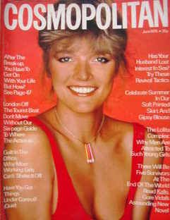 Cosmopolitan magazine (June 1978)                   Good condition for age - some wear to cover - some creasing to page corners - slight yellowing to page edges                                                    GORE VIDAL  - 3 pages                                  TOM CONTI - 2 and a half pages