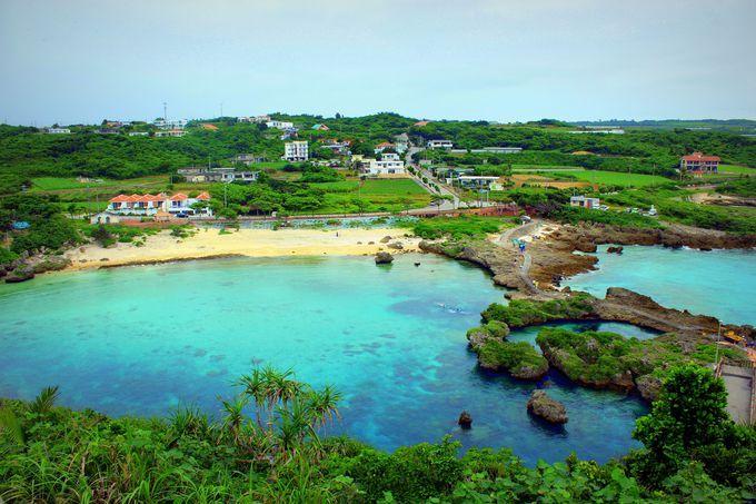 海辺の箱庭!宮古島「イムギャーマリンガーデン」は泳げる絶景スポット!   沖縄県   Travel.jp[たびねす]