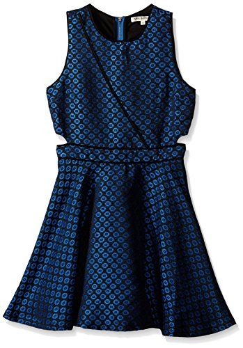 Miss Behave Girls' Brandy Dress   Navy blue jacquard dress Read  more http://shopkids.ca/kids-girl/miss-behave-girls-brandy-dress  Visit http://shopkids.ca to find more categories on kid review