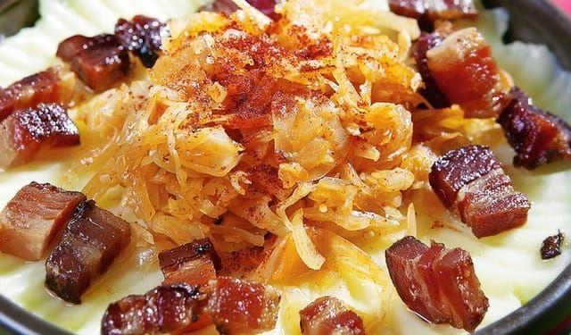 Budete sa zalizovať: Kapustovo-zemiaková kaša | DobreJedlo.sk