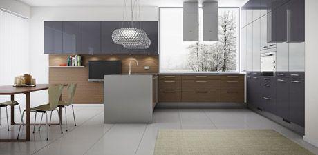60 best k kken images on pinterest. Black Bedroom Furniture Sets. Home Design Ideas