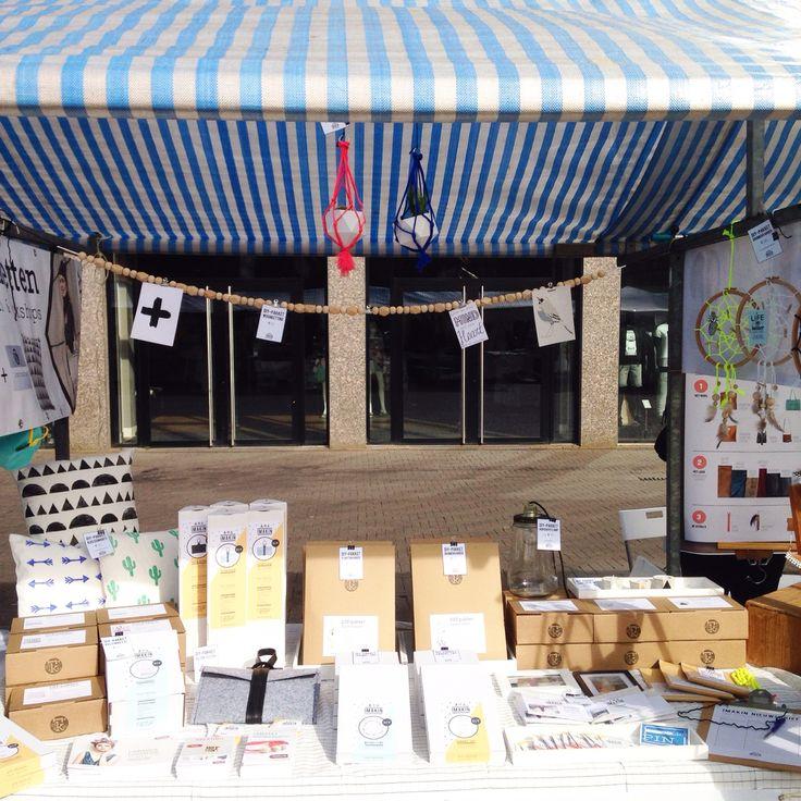 imakin behind the scenes: at Swan Market Utrecht (The Netherlands, april 2015)