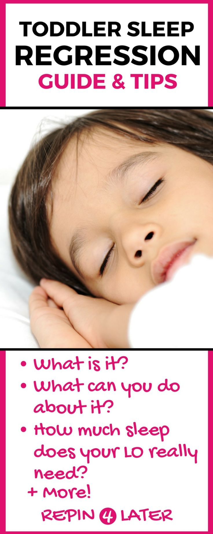 Toddler Sleep Regression: Everything You Need To Know
