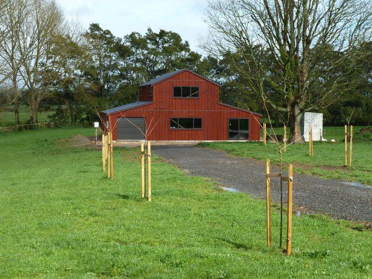 Te Awamutu Waikato Customkit Barn Style Home