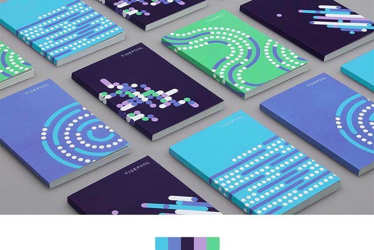 Palette | Tidepool San Francisco design agency Moniker produced this distinct…