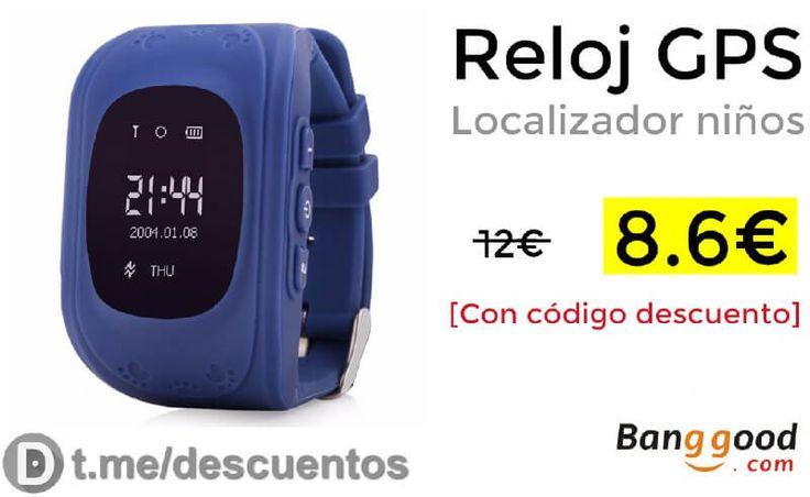 Reloj GPS localizador para niños a solo 86 - http://ift.tt/2vKLNwj