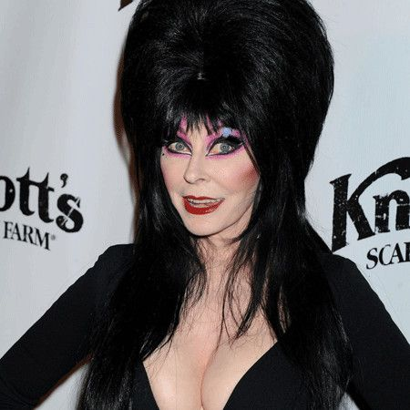 Cassandra Peterson wiki, affair, married, Lesbian with age, height, actress,